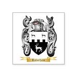 Robotham Square Sticker 3