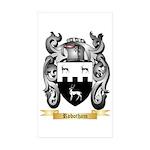 Robotham Sticker (Rectangle 50 pk)
