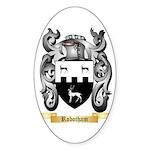 Robotham Sticker (Oval)