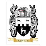 Robotham Small Poster