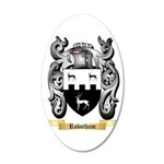 Robotham 35x21 Oval Wall Decal