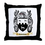 Robotham Throw Pillow