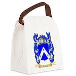 Robot Canvas Lunch Bag
