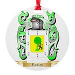 Robles Round Ornament