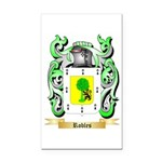 Robles Rectangle Car Magnet