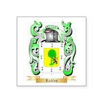 Robles Square Sticker 3