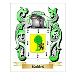 Robles Small Poster