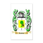 Robles 20x12 Wall Decal