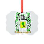 Robles Picture Ornament