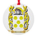 Robledo Round Ornament
