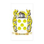 Robledo Sticker (Rectangle 50 pk)