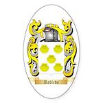 Robledo Sticker (Oval 50 pk)