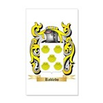 Robledo 20x12 Wall Decal