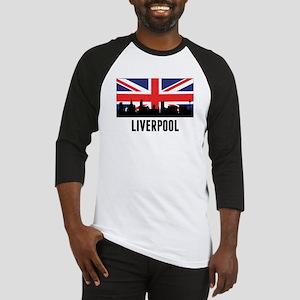 Liverpool British Flag Baseball Jersey