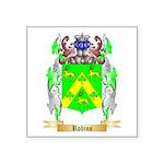 Robins Square Sticker 3