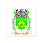 Robin Square Sticker 3