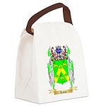 Robin Canvas Lunch Bag