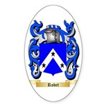 Robet Sticker (Oval 50 pk)