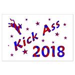 Kick Ass 2018 Large Poster