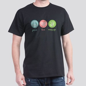 Peace, Love & Massage T-Shirt