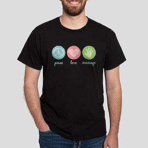 Peace, Love & Massage T-Shirt