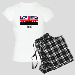 Leeds British Flag Pajamas