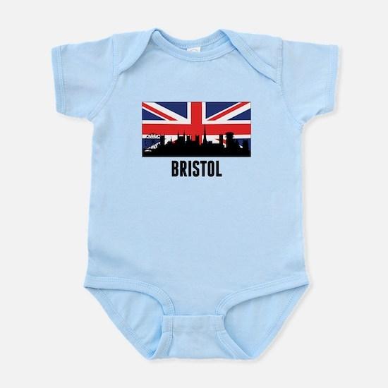 Bristol British Flag Body Suit