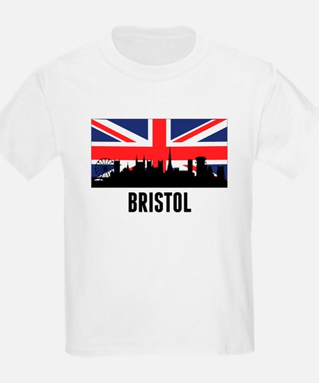 Bristol British Flag T-Shirt