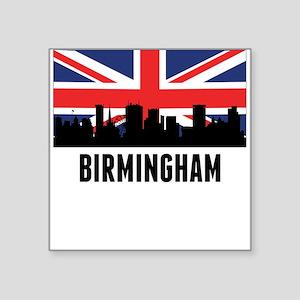 Birmingham British Flag Sticker