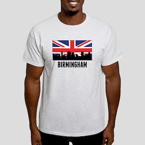 Birmingham British Flag T-Shirt