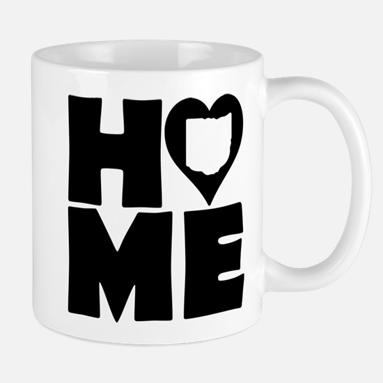 Ohio Home Tees Mugs