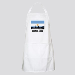 Buenos Aires Argentinian Flag Apron