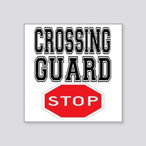 Crossing Guard Sticker