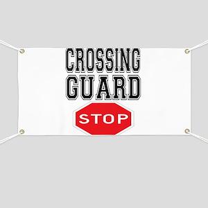 Crossing Guard Banner