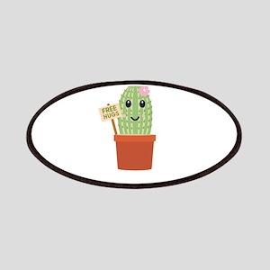 Cactus free hugs Patch