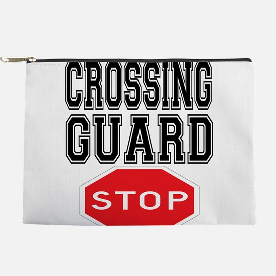Crossing Guard Makeup Bag