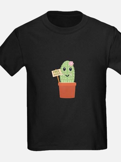 Cactus free hugs T-Shirt