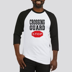 Crossing Guard Baseball Jersey
