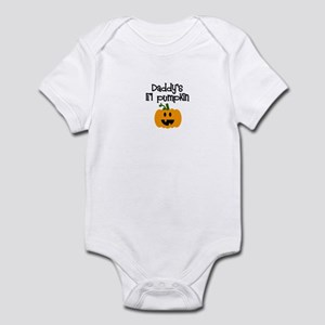 Daddy's lil pumpkin Infant Bodysuit