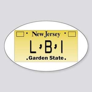 LBI NJ Tag Giftware Sticker