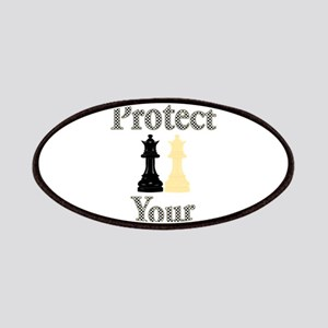 Protect Your Queen Patch