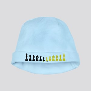 Chess Pieces baby hat