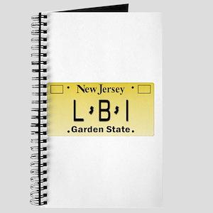 LBI NJ Tag Giftware Journal
