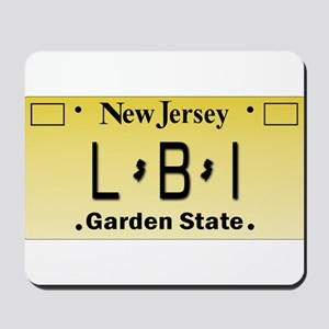 LBI NJ Tag Giftware Mousepad
