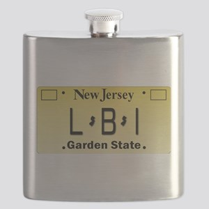 LBI NJ Tag Giftware Flask