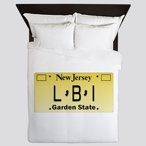 LBI NJ Tag Giftware Queen Duvet