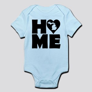 Michigan Home Tees Body Suit