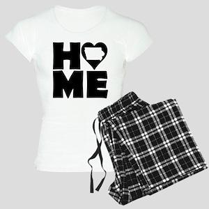 Iowa Home Tees pajamas