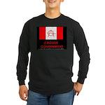 Anarchy Long Sleeve Dark T-Shirt