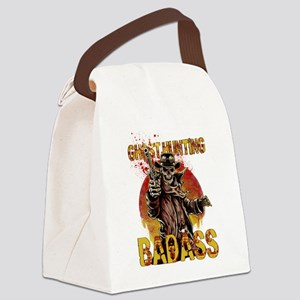Badass outlaw Canvas Lunch Bag